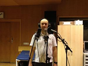 Mikrofon-Test Versuchsaufbau